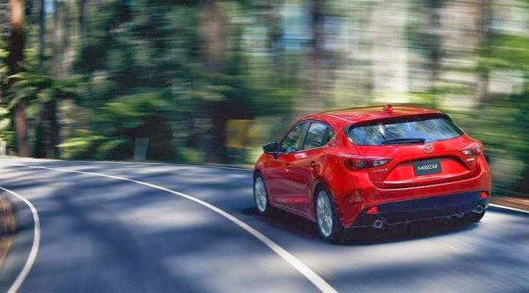 صور سيارة مازدا 3 2014 Mazda 3
