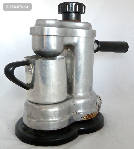 francis francis coffee machine cleaning