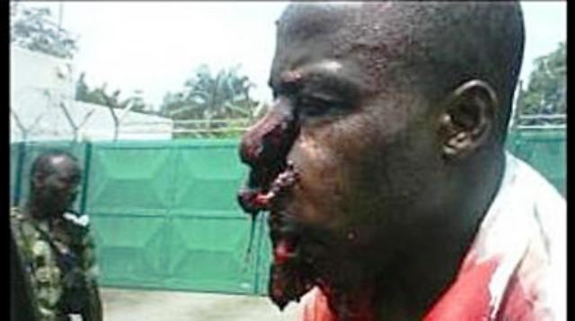 The insight newspaper ivorian refugee killed