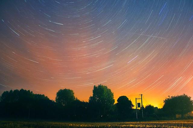 Estrellas Girando