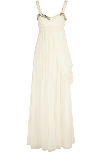 matthew williamson wedding dress