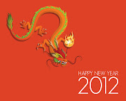 Latest New Year Wallpaper 2012, 2012 Greetings