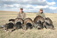 Scott Croner Merriams Turkey Guide, Nebraska Hunting Outfitters