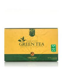 Green Tea con Ganoderma.