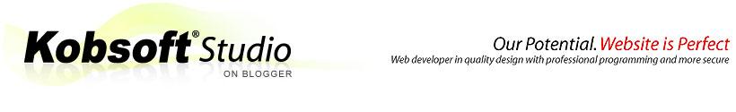 Kobsoft Studio บริษัทรับทำเว็บไซต์แบบครบวงจร