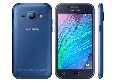 gambar Samsung galaxy J1