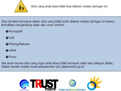 Kamu bisa gunakan layanan website proxy bernama Hidemya*s yang bisa ...