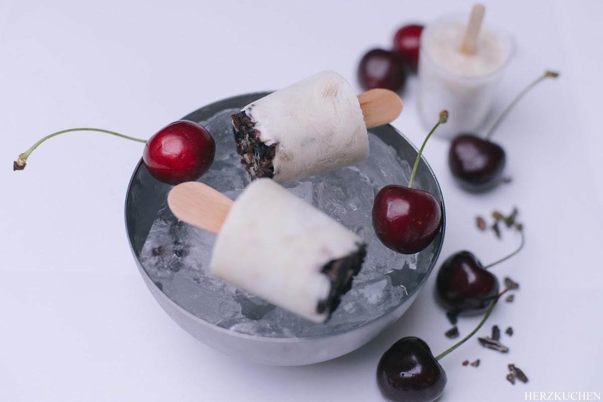 Frozen Banana Yogurt