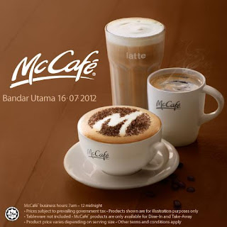 Mc-Cafe-Bandar-Utama