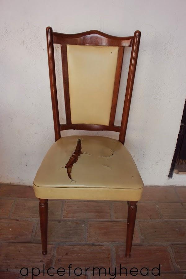 Tapizado de silla de escritorio bricolaje - Tapizado de sillas de comedor ...