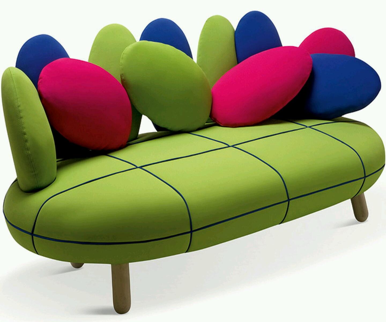 Modern Beautiful Colourful Sofa Designs An Interior Design