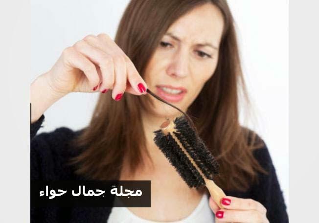 5 حيل طبيعية لتوقفى تساقط شعرك مجلة جمال حواء