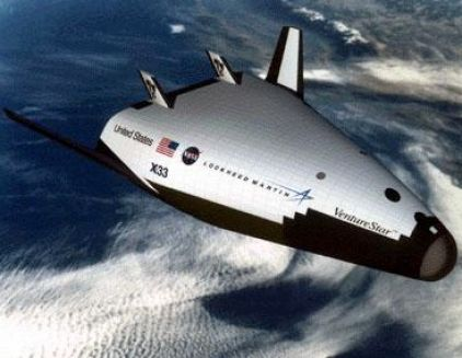 Welcome to Florida: New Space Shuttle