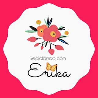 blog de la semana, reciclando con Erika, manualidades, diy, reciclaje, blogs,