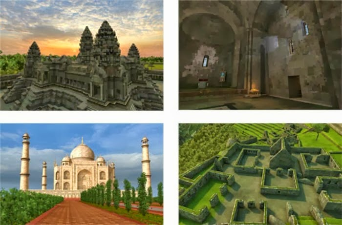 HISTORICAL SITES 3D
