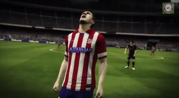 """La nueva versión del popular videojuego llegará en septiembre, según anunció Electronics Arts durante la feria E3, la más importante del sector. """"FIFA 15 convertirá la experiencia del fútbol en toda una realidad a través de sus impresionantes detalles gráficos que permitirán que los fanáticos puedan vivir la emoción e intensidad de este deporte como nunca antes lo han hecho"""". La promesa de EA Sports deberá cumplirse a partir del 23 de septiembre, fecha estipulada para que FIFA 15 esté disponible. El anuncio del juego fue realizado en la feria E3, donde EA Sports indicó que llegará para Xbox One"""