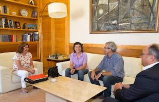 DGA y Ayuntamiento de Zaragoza formarán en un mes una mesa técnica para analizar los convenios que comparten ambas instituciones