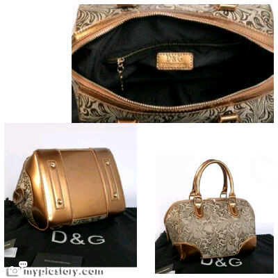 Tas New D&G 1330C-0693 Speedy Batik Super