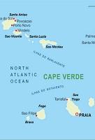 poster Quốc đảo Cape Verde