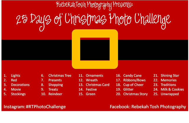 Peaches and Pearls: 25 Days of Christmas Photo Challenge