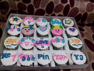 Jual Cupcake Gresik