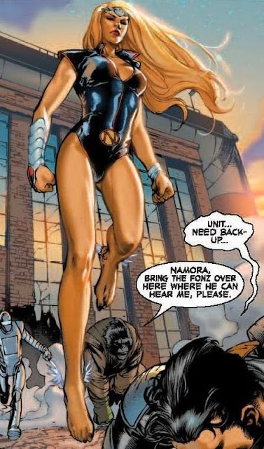 Namora - Marvel Comics