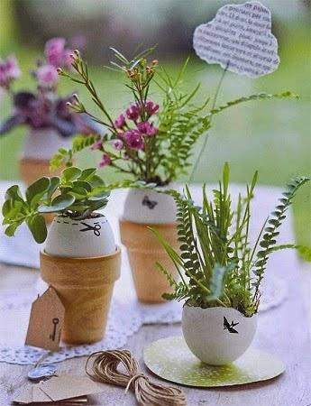 5 Façons de Cultiver des Plantes dans des Contenants Recyclés