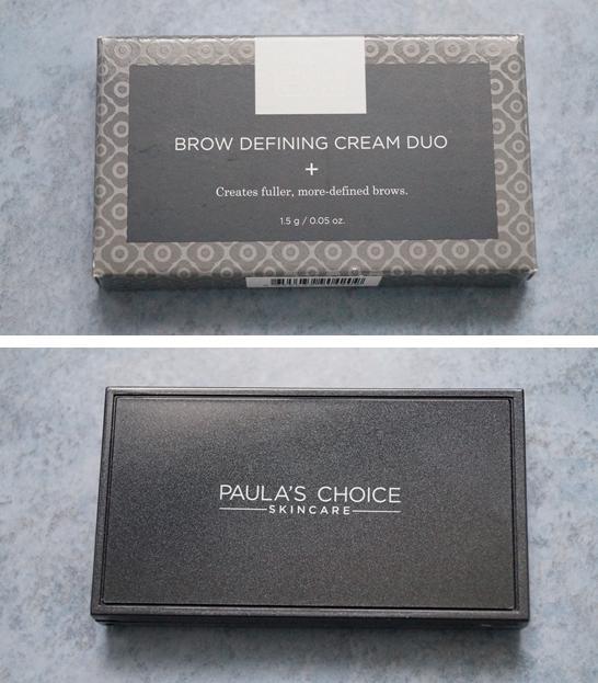 Paula's Choice Brow Definer Cream Duo