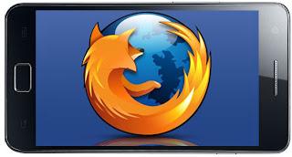 Mozilla Bikin OS Firefox Untuk Mobile