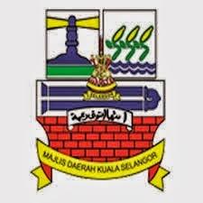 Jawatan Kerja Kosong Majlis Daerah Kuala Selangor (MDKS) logo www.ohjob.info disember 2014