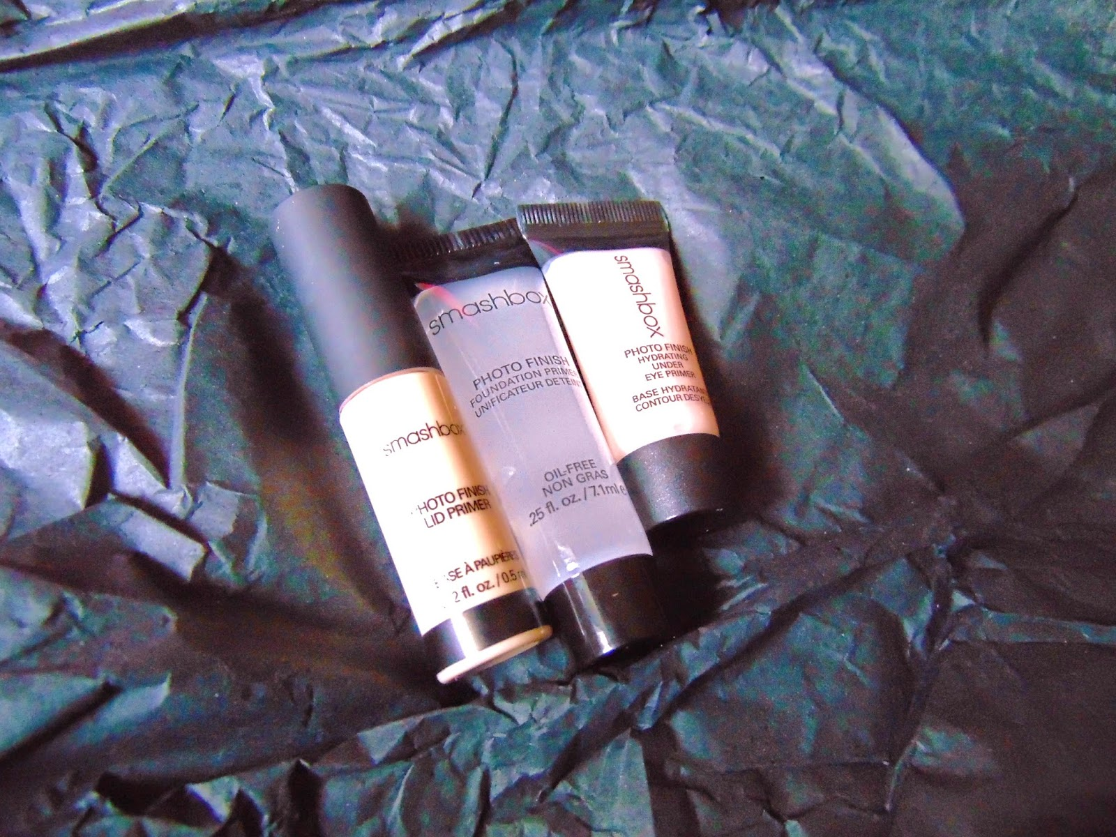 smashbox primer try it kit unboxing