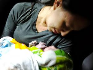 Melissa nasceu dia 29/05/2013 as 23:20 hs, pesando 3280 gramas e medindo 49 cm....