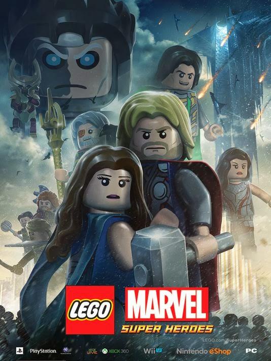 Lego - Thor: El Mundo oscuro