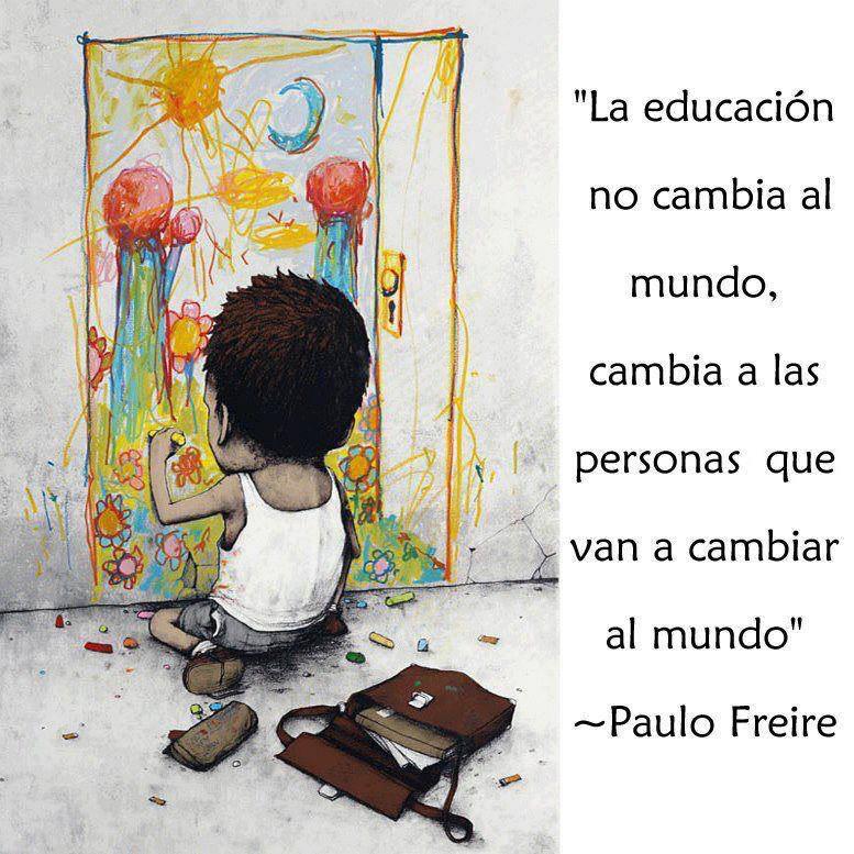Educación y cambio