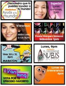 Mira en Nickelodeon: