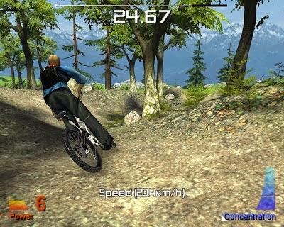 Download Game PC Ringan Mountain Bike Adrenaline