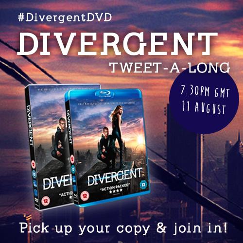 Divergent dvd release date