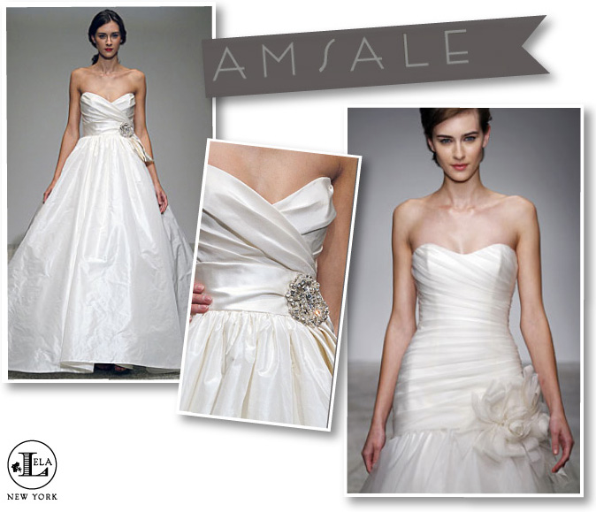 Amsale Wedding Dress Sample Sale Two Day Event