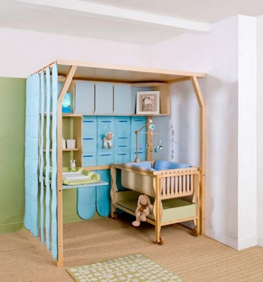 decoración dormitorio bebe