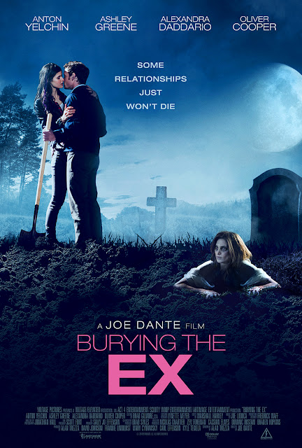 Burying The Ex official poster