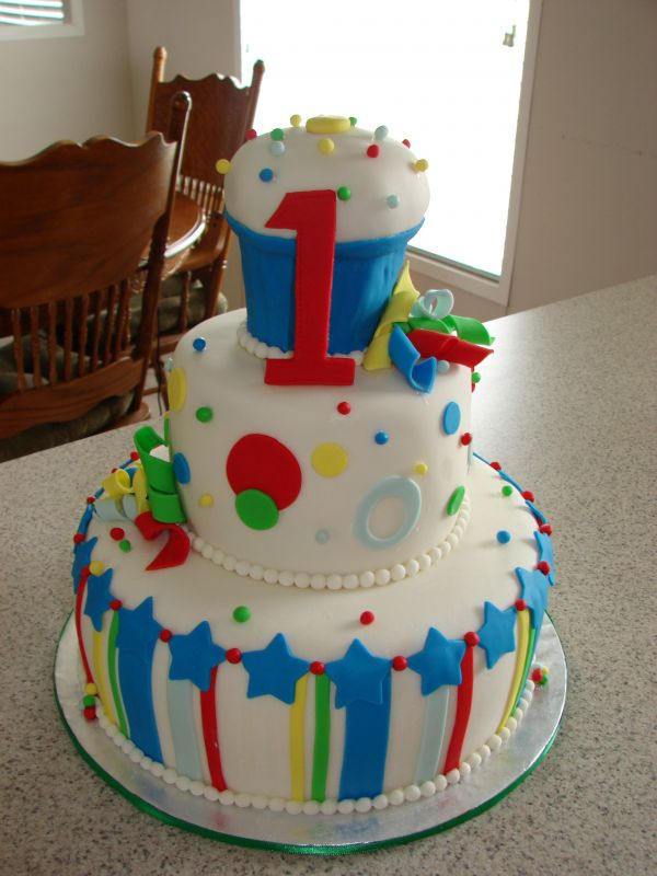 Birthday Cakes Idea August 2012