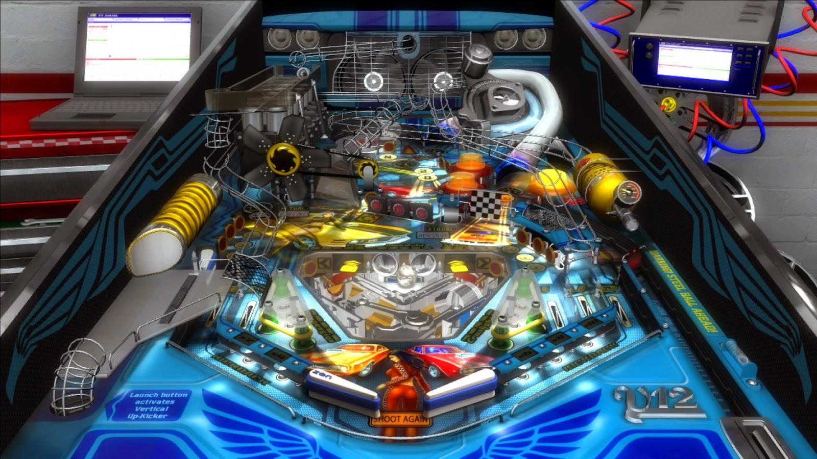 Descarga juegos mega pc pinball fx2 espa ol update dlcs for Pinball de mesa