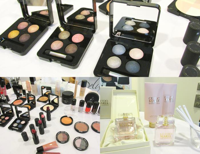 Beauty Press Blogger Event - LR Beauty - Deluxe & Colours Makeup, Guido Maria Kretschmer Parfum