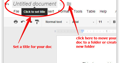 8 Things Every Teachers should Be Able to Do with Google Docs