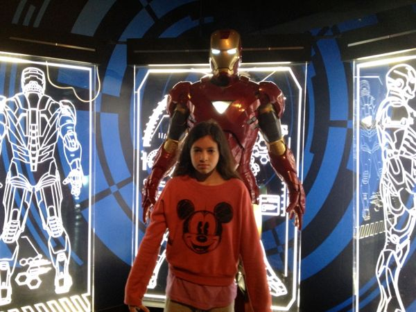 NowThisLife.com - Madame Tussauds - New York - Iron Man