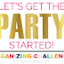 Monthly Organizing Challenge: Let's Get The Party Started!