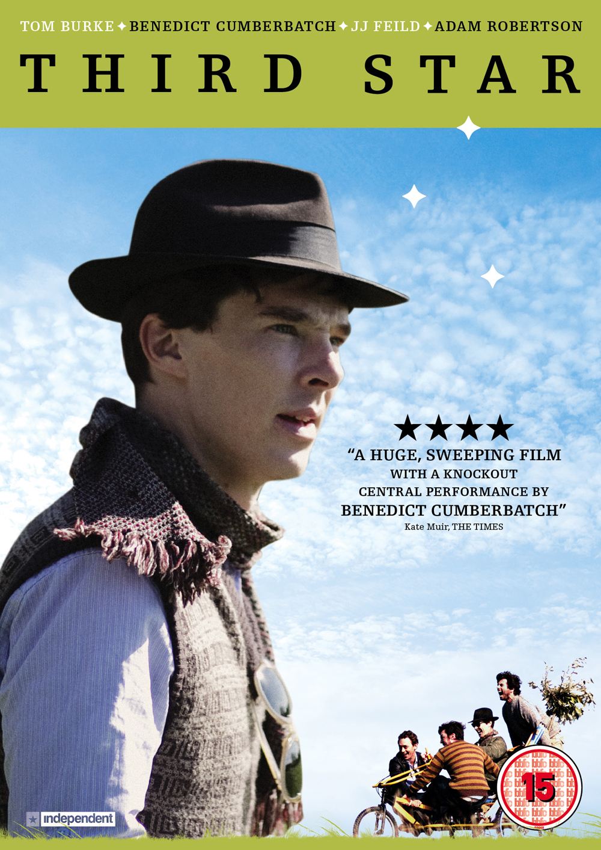 Cinehouse: THIRD STAR ... Benedict Cumberbatch Dvd