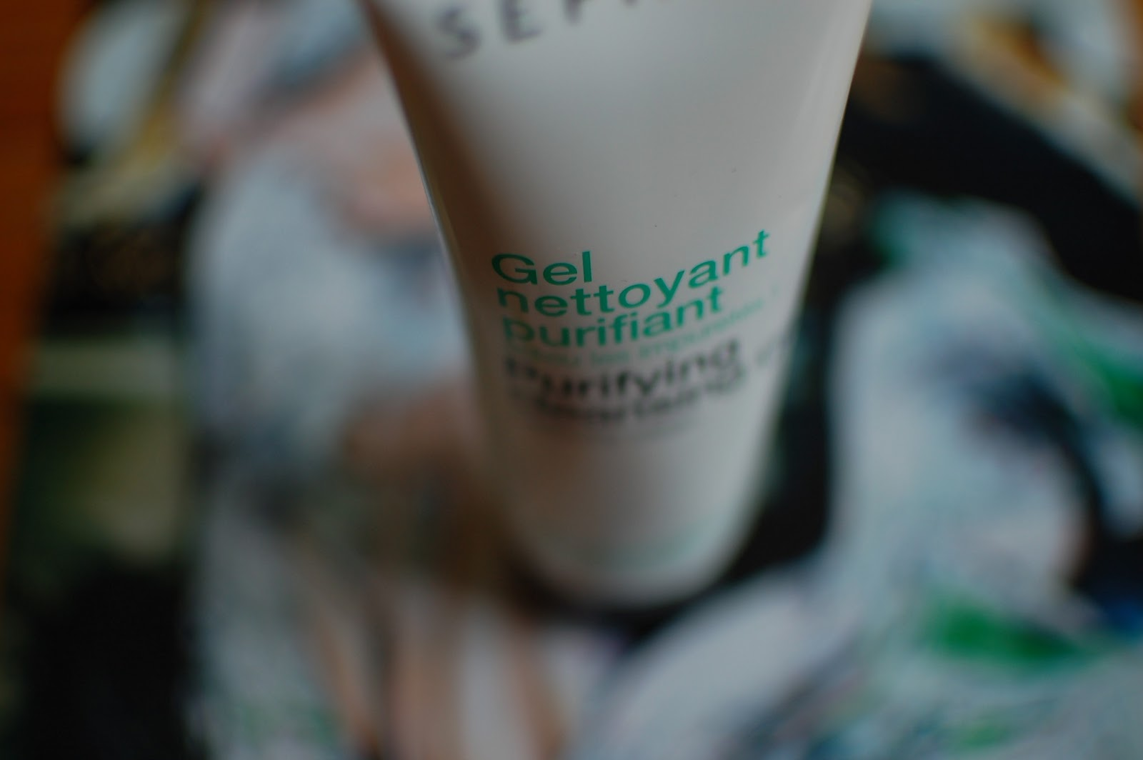 gel nettoyant purifiant-sephora-soin-visage