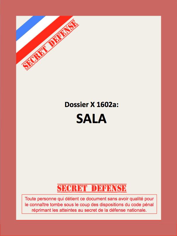 Dossier SALA, cliquez dessus