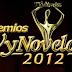 """Ganadores de los """"Premios TV y Novelas 2012"""""""